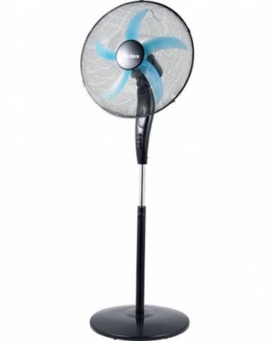 Stojanový ventilátor EASY 50PB priemer 50 cm VADA VZHĽADU, ODREN