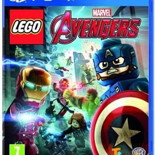 PS4 hra - Lego Marvel's Avengers