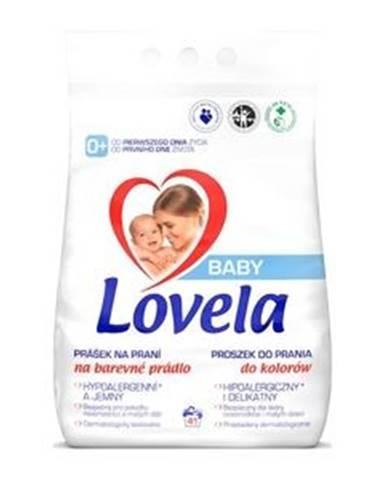 Prací prášok Lovela A000013419, farebné prádlo, 4,1 kg