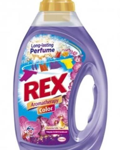 Rex A000009486 Prací gel Rex Malaysian Orchid&Sandalwood Color