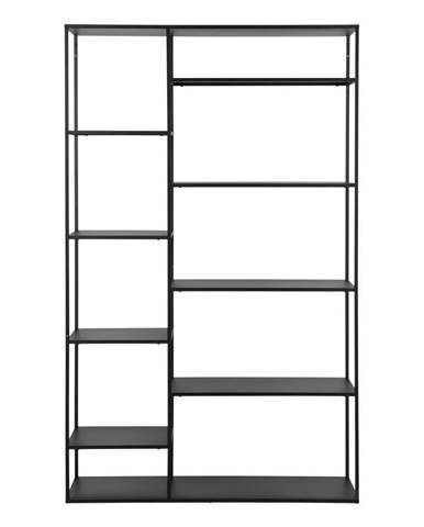 Knižnica WOOOD June, šírka 120cm
