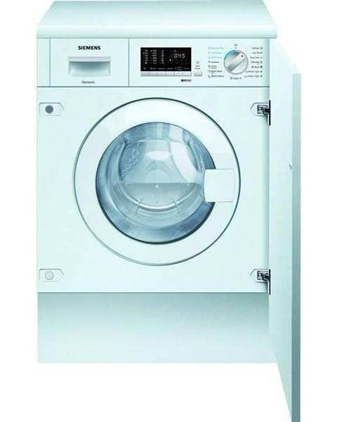 Siemens Práčka so sušičkou Siemens iQ500 Wk14d542eu biela