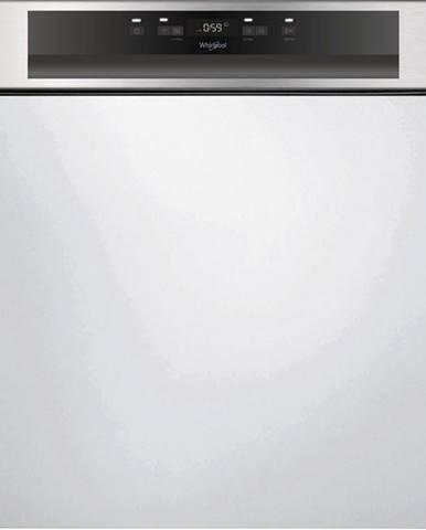 Umývačka riadu Whirlpool WBC 3C34 PF X nerez