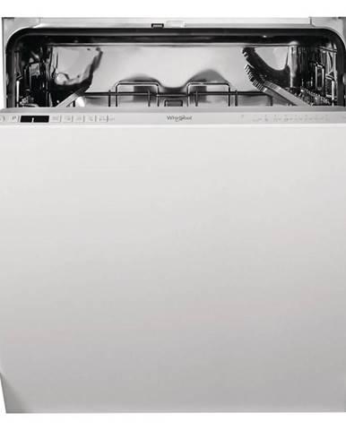 Umývačka riadu Whirlpool WI 7020 P strieborn