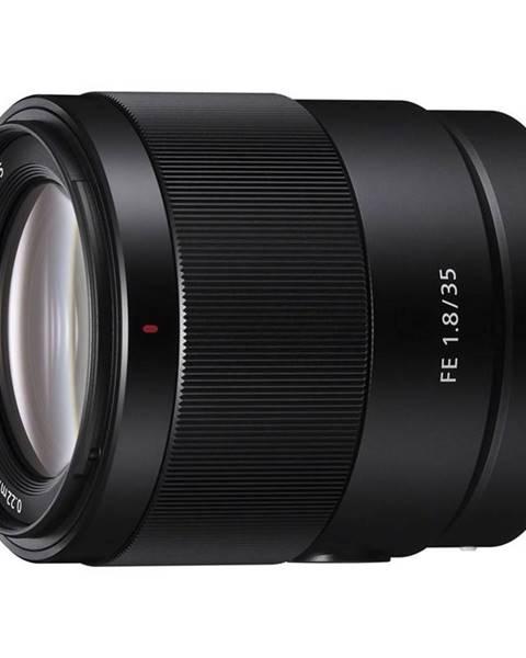 Sony Objektív Sony FE 35 mm f/1.8 OSS SEL čierny