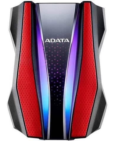 Externý pevný disk Adata HD770G 2TB červený