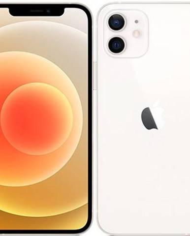 Mobilný telefón Apple iPhone 12 64 GB - White