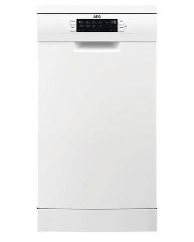 Umývačka riadu AEG Mastery Mastery Ffb62407zw biela