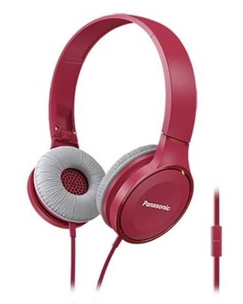 Panasonic Slúchadlá Panasonic RP-Hf100me-P ružová