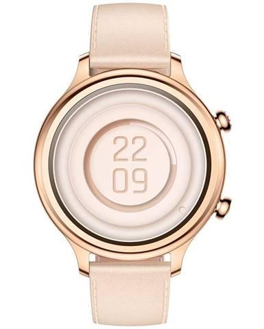 Inteligentné hodinky Mobvoi TicWatch C2+ zlaté