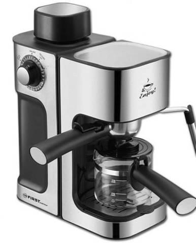 Espresso First Austria FA5475-2 čierne
