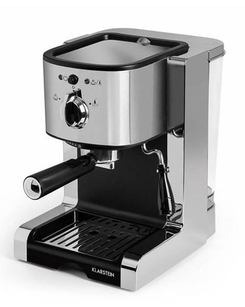 Klarstein Espresso Klarstein Passionata 15 strieborn
