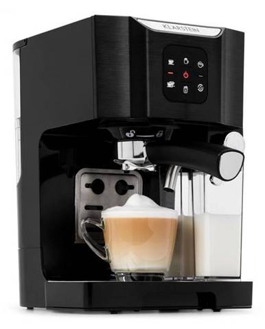 Espresso Klarstein BellaVita čierne