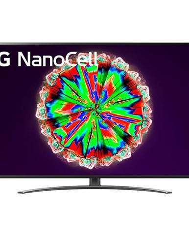 Televízor LG 55Nano81 čierna