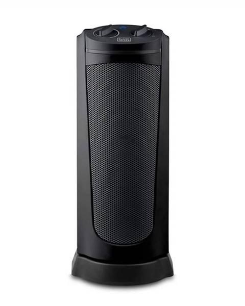 Black+Decker Teplovzdušný ventilátor Black+Decker Bxsh2002e čierny