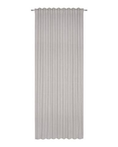 Hotový Záves Ramona, 135/245cm, Sivá