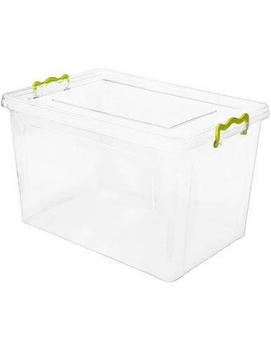 Aldo Plastový úložný box 15,5 l, biela