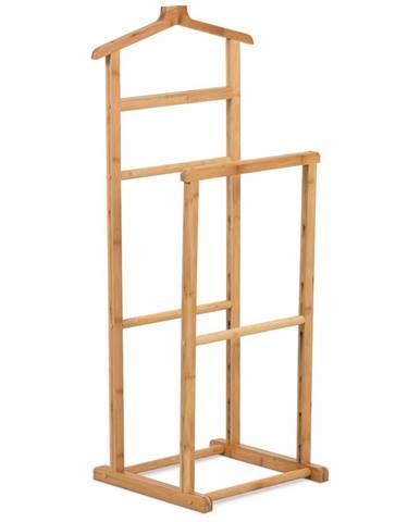 Nemý sluha Paul, bambus, 39 x 35 x 103 cm