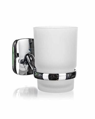 BRILANZ Držák se skleněným pohárkem SIENA