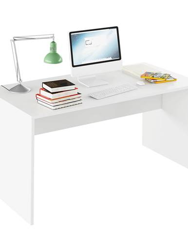 Písací stôl biela RIOMA TYP 16