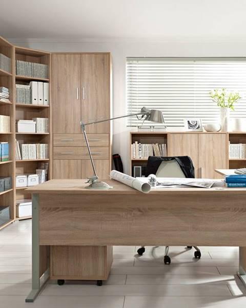 BRW Kancelársky stôl BRW Office BIU/150