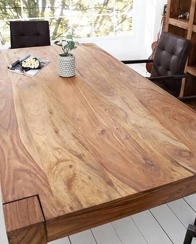 Jedálenský stôl MAKASSAR NATUR 200cm