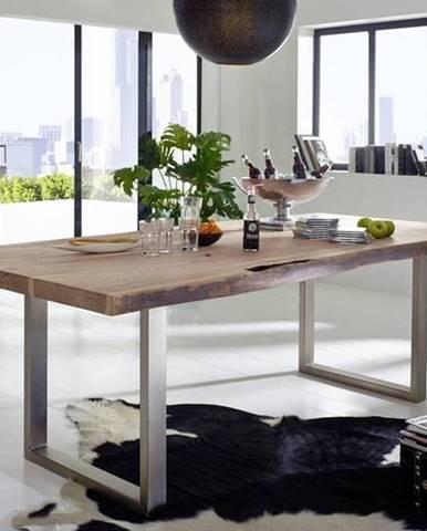 METALL Jedálenský stôl 190x110 cm