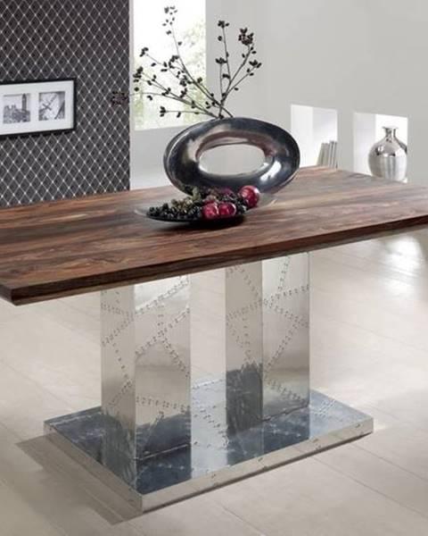 Bighome.sk PLAIN SHEESHAM Jedálenský stôl 178x90 cm