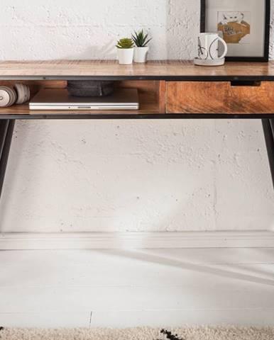 Písací stôl INDUSTRY 120 cm