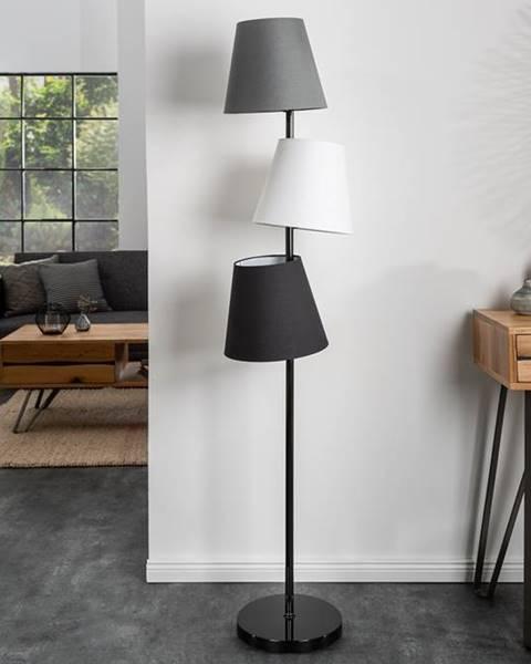 Bighome.sk Stojaca lampa LAVELS 163 cm