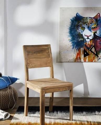 MONTREAL Jedálenská stolička drevená