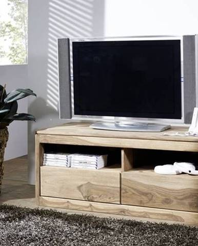 MONTREAL TV stolík 128x49 cm, palisander