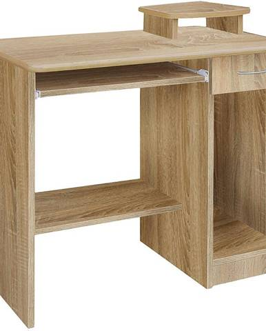 Písací stôl Robert dub sonoma