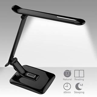 Stolná lampa PDL70B LED + USB LB1