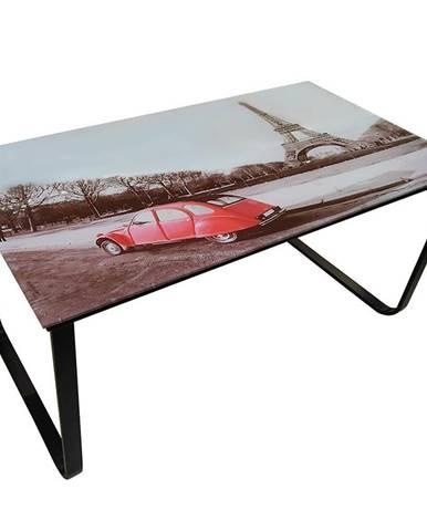 Konferenčný stolík Photo II Car Tl-Ph2-C