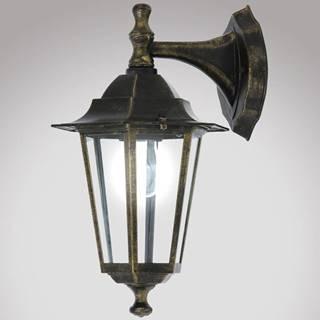 Nastenná záhradná lampa Valence 8232 K1D