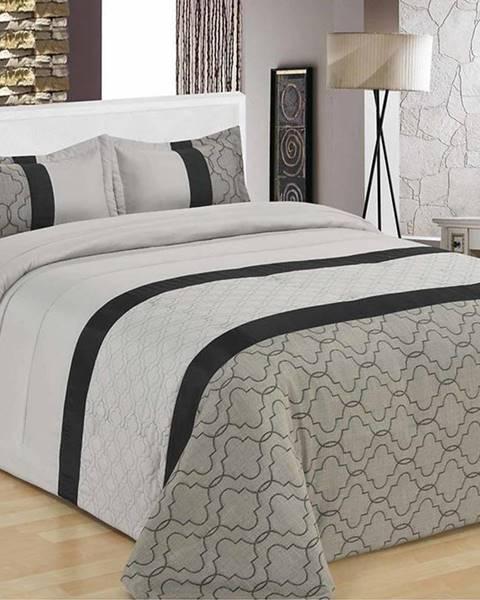 MERKURY MARKET Prikrývka na posteľ  170x220 L79