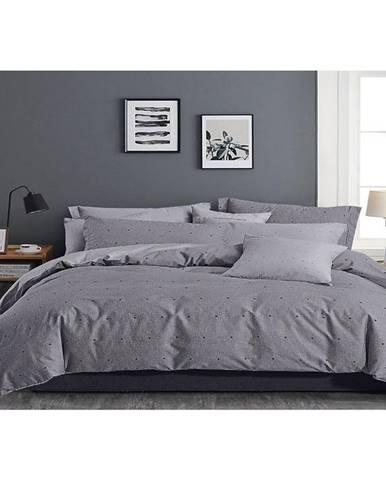 Bavlnená saténová posteľná bielizeň ALBS-01151B/2 140X200 Lasher