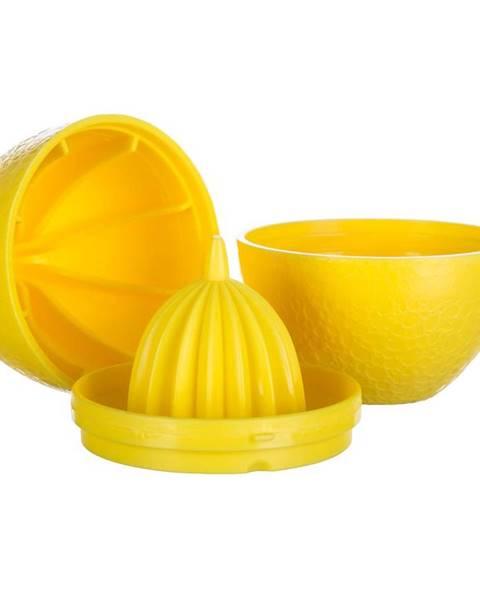 MERKURY MARKET Odšťavovač citrusov Culinaria žltý
