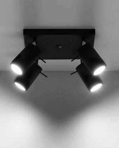 Stropná Lampa Oregon 4 BLACK A-094