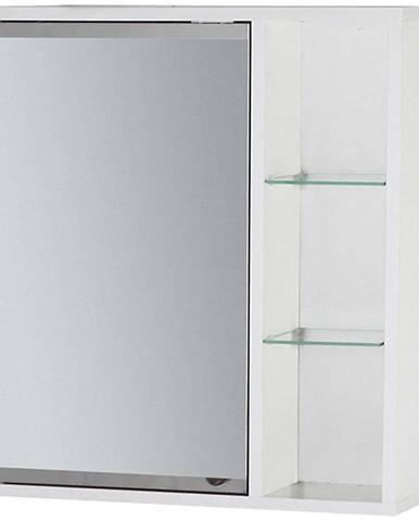 Zrkadlová skrinka Majka 50 biela
