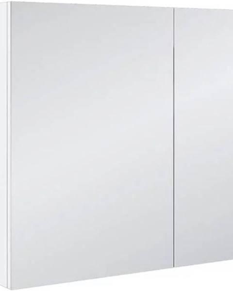 FACKELMANN Zrkadlová skrinka Malaga E60 white 521555