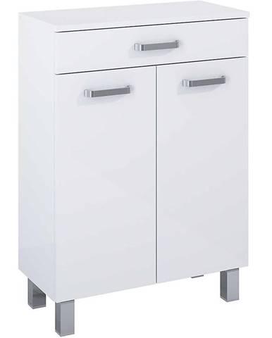 Komoda Uno 60 2D1S white