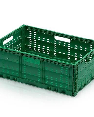 Box  60x40x22/zelený
