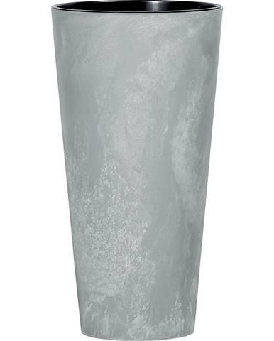 Kvetináč Tubus Slim Beton DTUS150B-422U