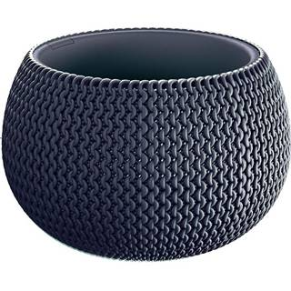 Kvetináč Splofy Bowl Antracit DKSP180-S433