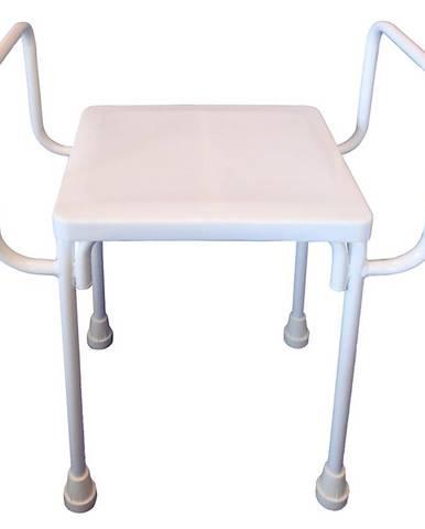Stolička do sprchy s opierkami T103