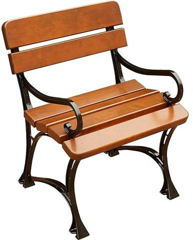 Záhradná stolička kráľovská s opierkami cyprus