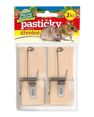 Zdravá záhrada - Pasca na myši – preglejka 2 ks v balení