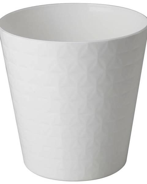 MERKURY MARKET Kvetináč Diament Petit 13 cm biely